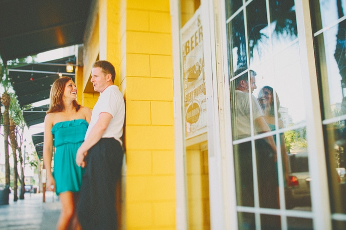 old fort lauderdale engagement picture