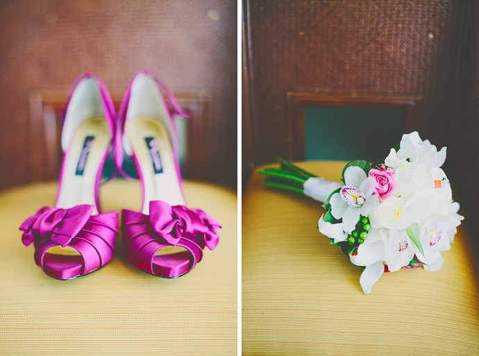 wedding shoes photos