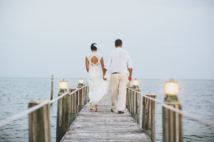 caribbean resort wedding