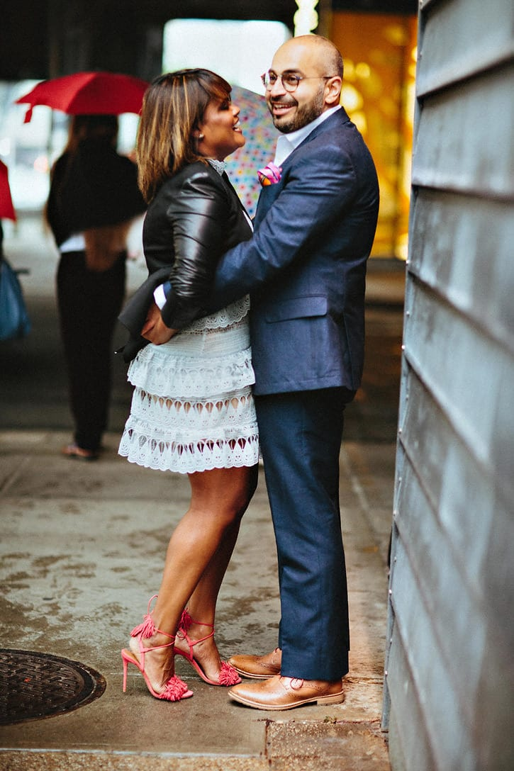 meatpacking district engagement