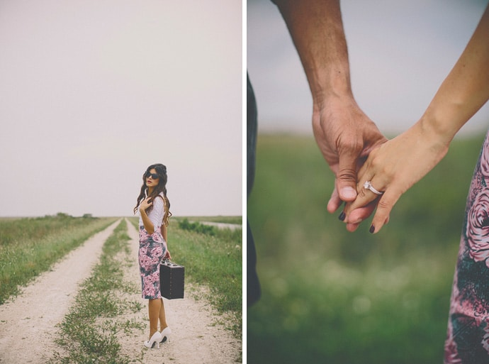 everglades engagement pictures