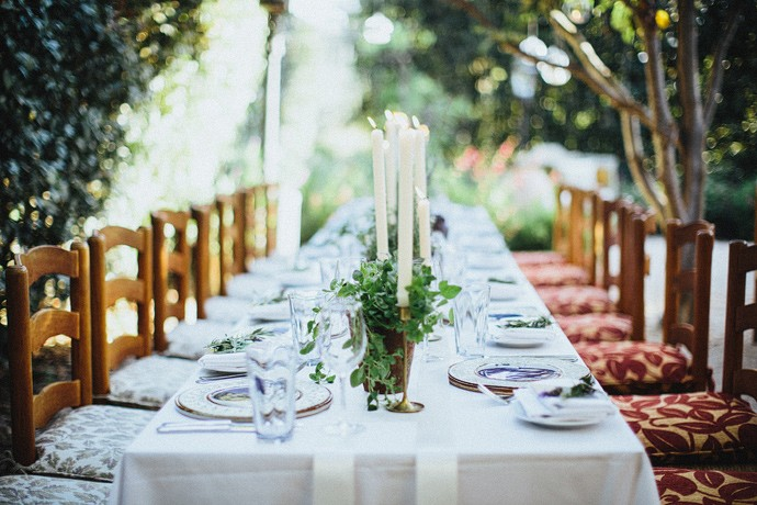 san ysidro ranch reception