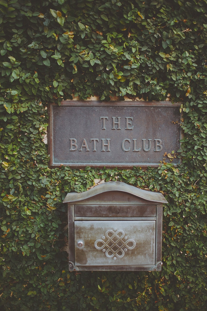 bath club venue