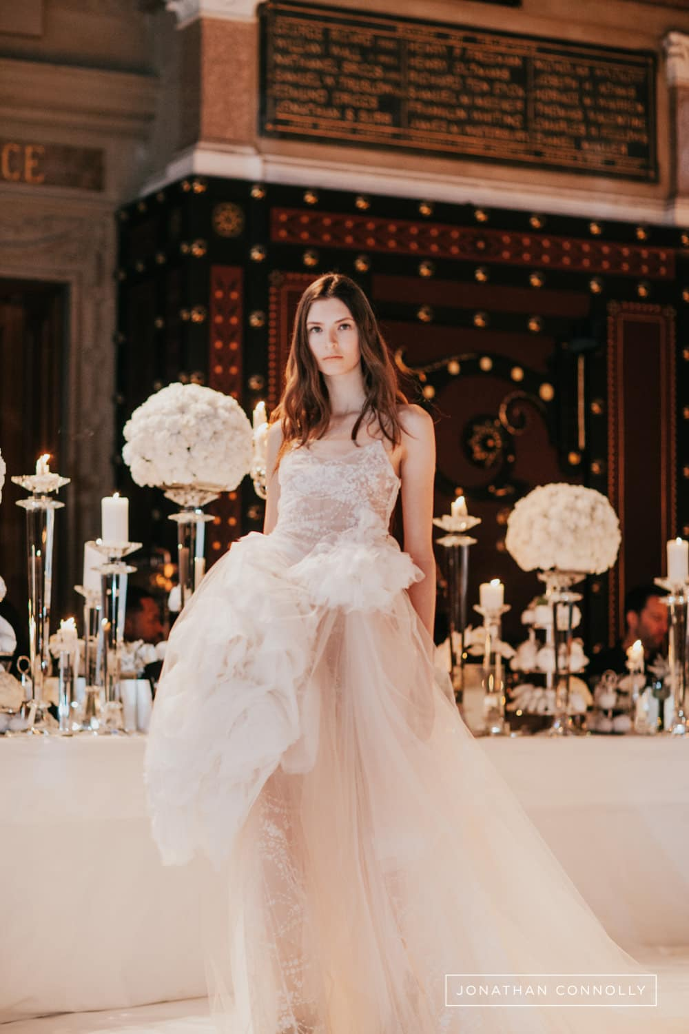 Vera Wang 2020 Bridal Collection Dinner Party In Nyc