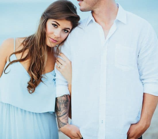 fort lauderdale engagement photography